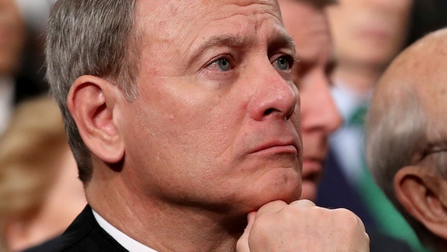 Roberts May Hold Key Vote as Supreme Court Moves Right