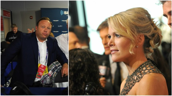 Megyn Kelly says important to 'shine a light' on Alex Jones