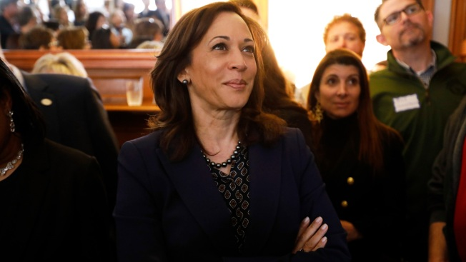 Kamala Harris Is Latest 2020 Dem Contender to Release Taxes