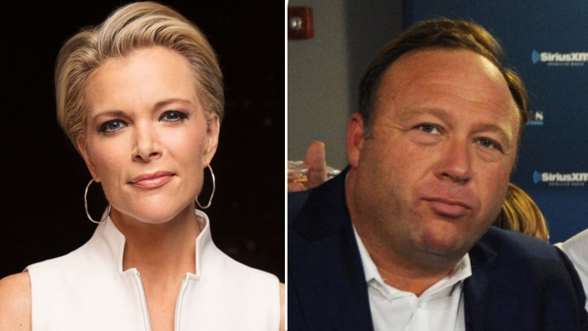 Megyn Kelly 'Infowars' Alex Jones Interview Banned In Connecticut