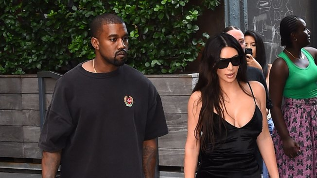 Kanye, Kim Kardashian West Meet with Son of Slain Alton Sterling on his 16th Birthday