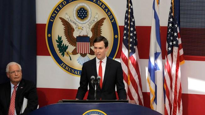 White House Backs Kushner, Blames Hamas, Protesters for Violence in Gaza