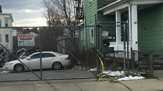 Burned Body Found in Vehicle in Lawrence, Massachusetts