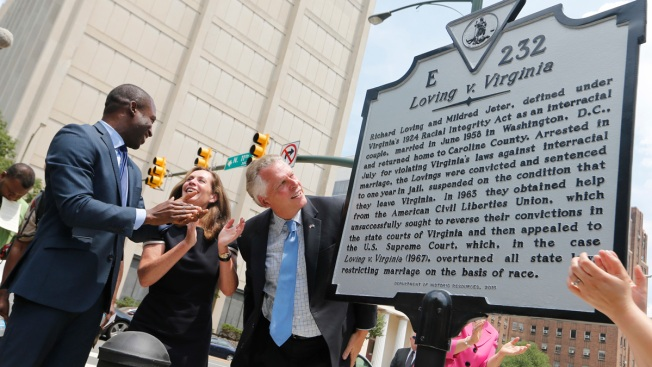 Virginia Honors Pair Who Challenged Interracial Marriage Ban
