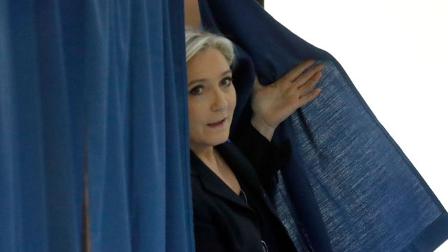 French Far-Right Leader Charged With Alleged EU Funds Misuse