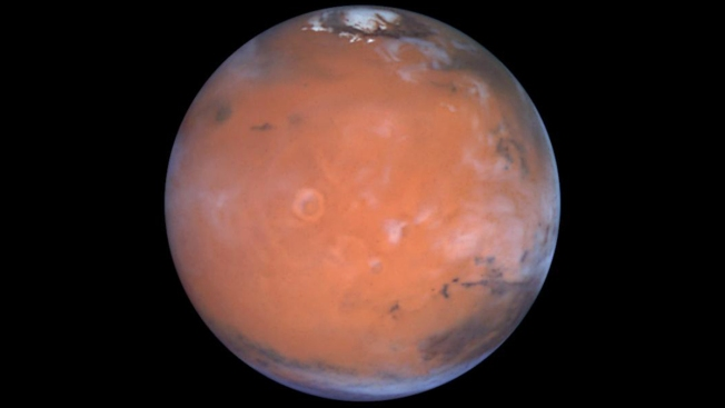 Terraforming Mars Is Impossible With Today's Technology, Study Says