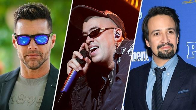 Ricky Martin, Bad Bunny, Lin-Manuel Miranda Join Calls for Puerto Rico Gov. Ricardo Rosselló to Resign