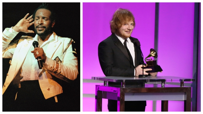 Sheeran to Face Trial Over Marvin Gaye Plagiarism Lawsuit