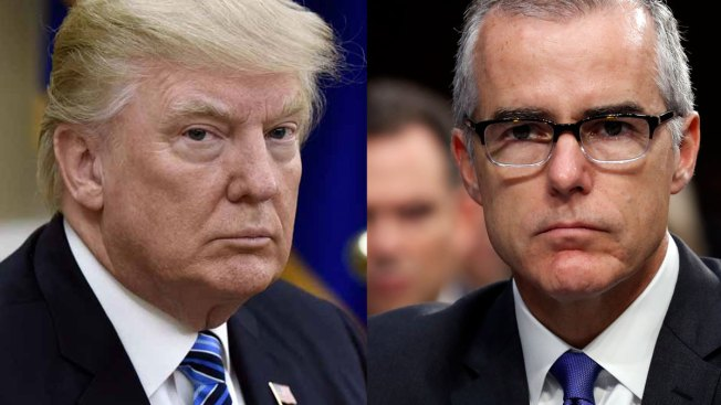 Trump Reacts to Reports of FBI Deputy Director's Retirement