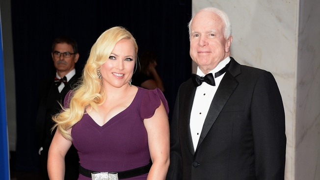 McCain's Daughter Says Trump's Reference to Dad Was Hurtful