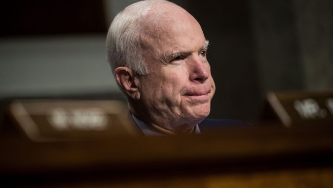 McCain Slams 'Bone Spur' Vietnam Deferments in Veiled Swipe at Trump