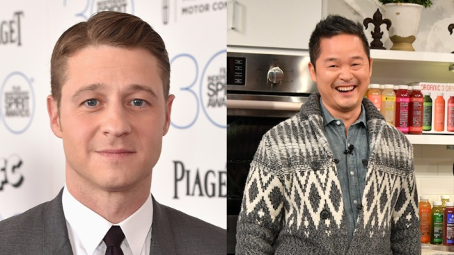 Ben McKenzie and Lifestyle Expert Danny Seo on Harry