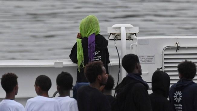 Italy: Catholic Church, Albania, Ireland to Take Migrants