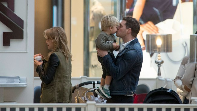 Michael Buble's Son Doing Well After Cancer Treatment