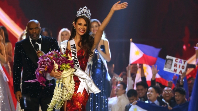 Philippine Contestant Catriona Gray Named Miss Universe