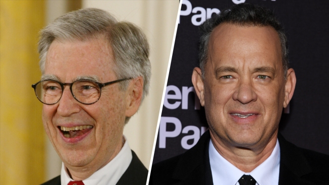 Won't You Be His Neighbor? Tom Hanks to Play Mister Rogers
