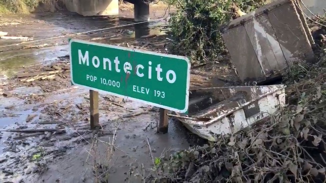 Suit Targets California Utilities Over Deadly Mudslides