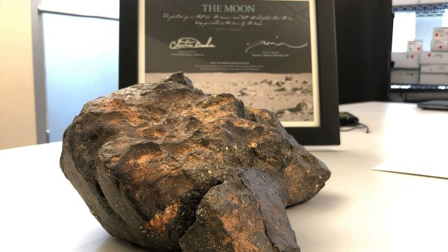 12-Pound Lunar Meteorite Up for Auction by Boston-Based RR Auction