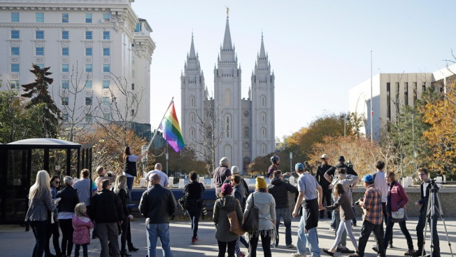 Mormons Repeal Ban on Baptisms for Children of Gay Parents