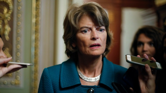 Bucking Party, Murkowski Charts Her Own Path on Kavanaugh