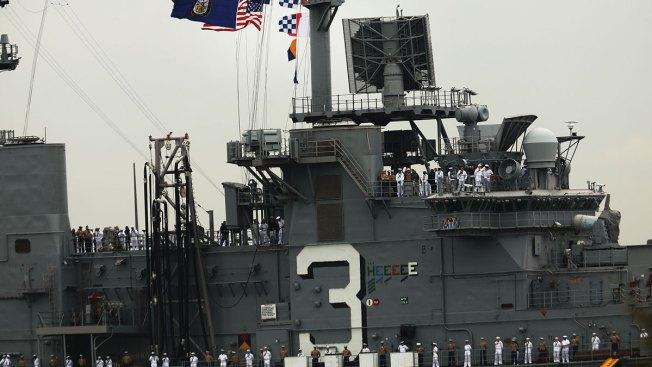 Trump to Nominate Richard Spencer for Navy Secretary