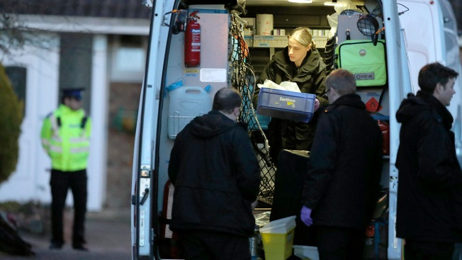 19 Others Sought Treatment After Nerve Agent Attack on Ex-Russian Spy: Police