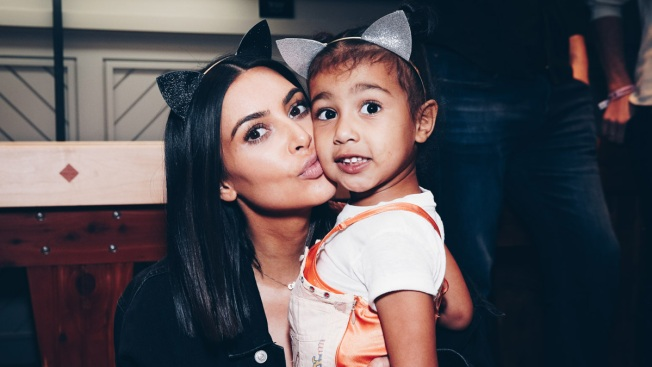 Relax People: Kim Kardashian Debunks Rumors About North West's 'Corset'