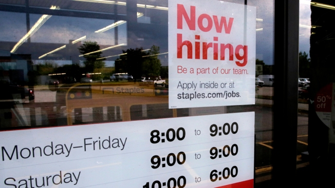 Modest Hiring Enough to Fuel Sluggish But Durable US Economy