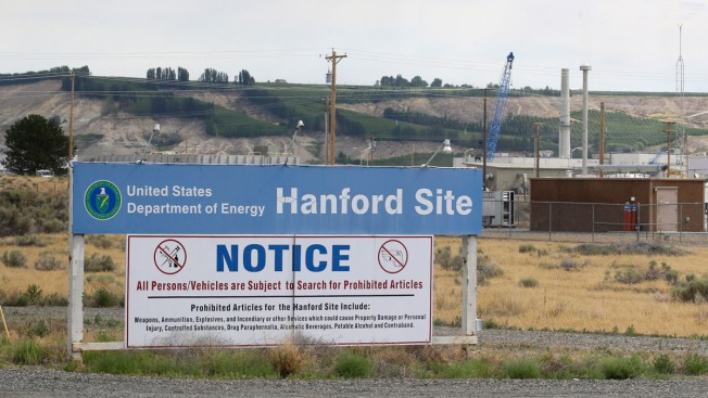 Tunnel With Nuclear Waste Collapses in Washington State, Prompting Evacuation, Emergency