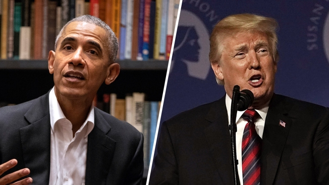 GOP Rejected Obama's Executive Reach, But Accepts Trump's