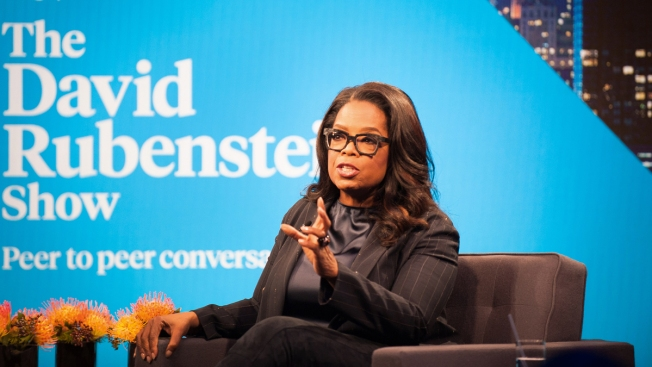 Oprah Winfrey Never Considered the Possibility of Presidential Run — Until Trump