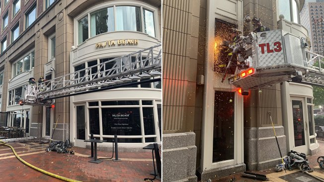 Restaurant Fire In Boston S Seaport District Causes 350k In