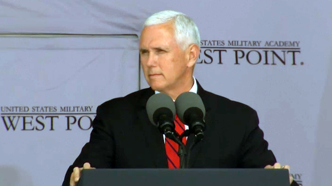 Mike Pence: West Point Grads Should Expect to See Combat