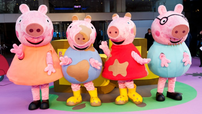 Hasbro to Buy Peppa Pig Owner in $4 Billion All-Cash Deal