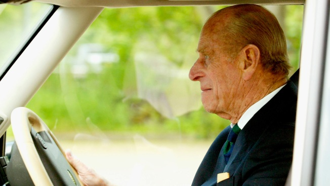 Prince Philip, 97, Gives Up Driver's License After Crash