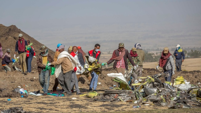 Deadly Ethiopia Jet Crash: Gov't Blames Faulty Sensor Data