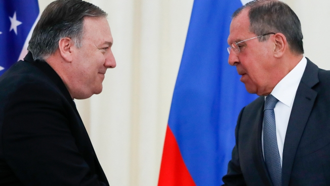 At Odds on Many Fronts, US and Russia Hope for Better Ties