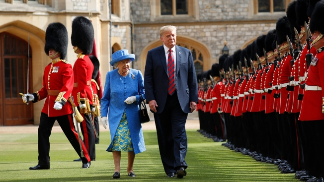 British Royal Family to Play a Big Role in Trump's Upcoming Visit to the UK