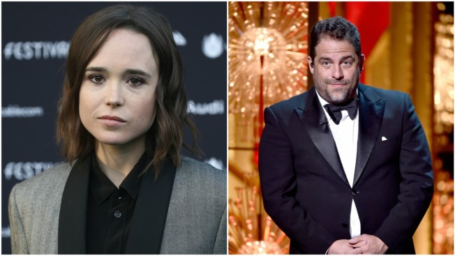 Ellen Page accuses Brett Ratner of making homophobic and misogynistic comments