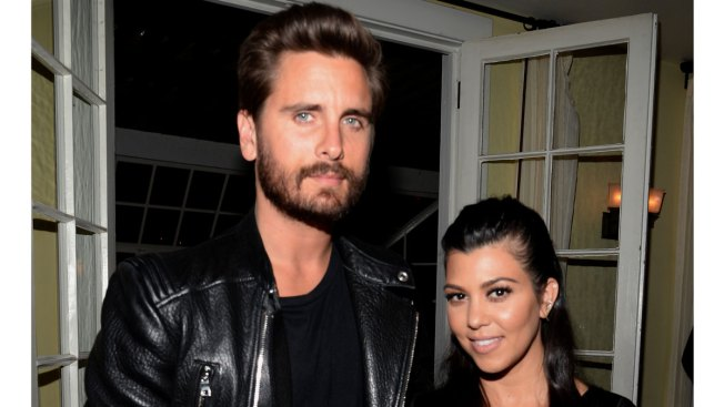 Kourtney Kardashian and Scott Disick Are Back Together After a Year and a Half Apart: Sources