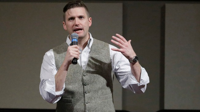 White Nationalist Richard Spencer's Wife: He Physically, Verbally Abused Me
