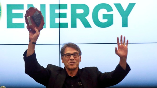 Energy Secretary Rick Perry Says Fossil Fuels Can Prevent Sexual Assault