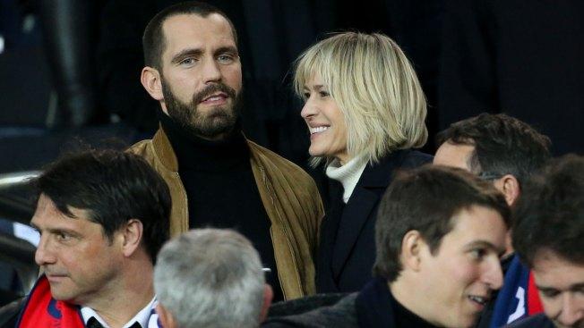 Robin Wright Marries Clement Giraudet