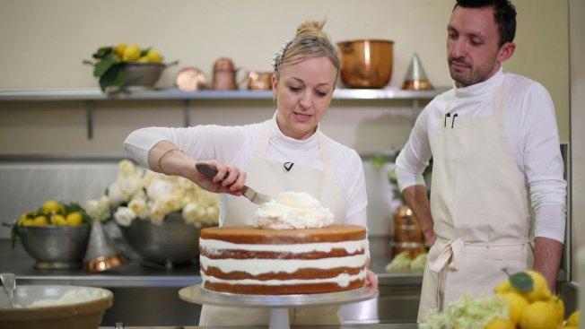 Baker Promises 'Ethereal' Taste for Royal Wedding Cake