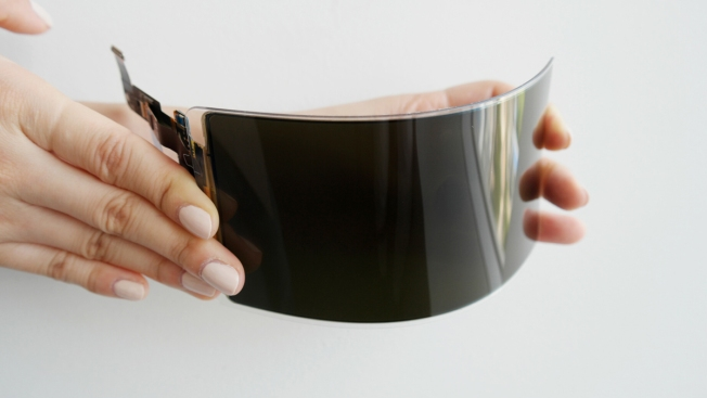 Samsung Says It Has Made a Bendable and Unbreakable Screen for Phones and Other Gadgets