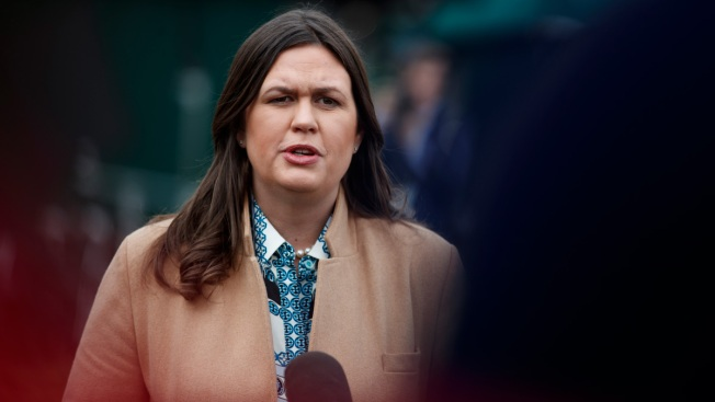 White House Press Secretary Sarah Sanders Interviewed by Special Counsel Mueller's Office