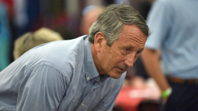 Ex-SC Gov. Sanford Adds Name to GOP Long Shots Against Trump