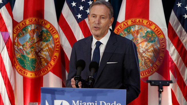 Howard Schultz Offers Vision for an Independent Presidency
