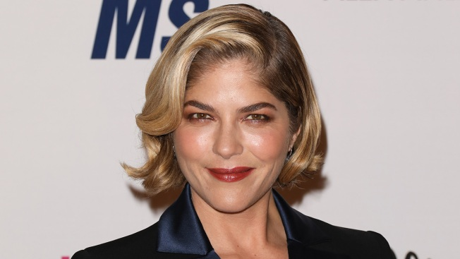 Selma Blair Shares Shaved Head Pic As She Completes Rigorous MS Treatment