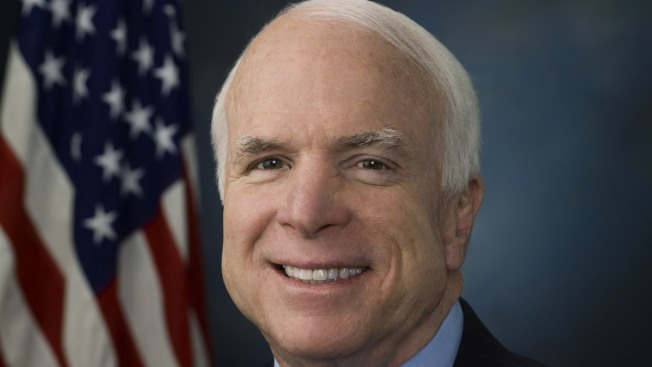 McCain Reveals 'This Is My Last Term,' Making Him 'Freer' to Vote Without Consequences